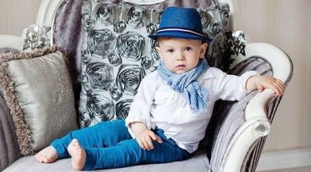 Стильная и качественная одежда для маленьких мальчиков