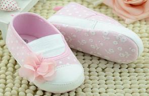 первая обувь для малышей пинетки