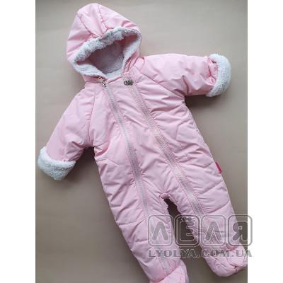 Купить Зимний комбинезон Марго для малышки, 32056 ТМ Одягайко