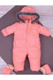 Зимний комбинезон для малышей 32043 Аврора, ТМ Одягайко