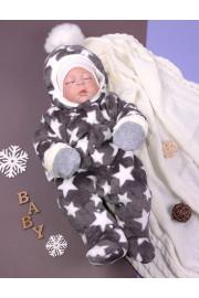 купить теплый комбинезон для малышей ТМ Happy tot Шаргород Шахтёрск Шепетовка