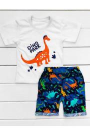 Летний комплект с футболкой для мальчика