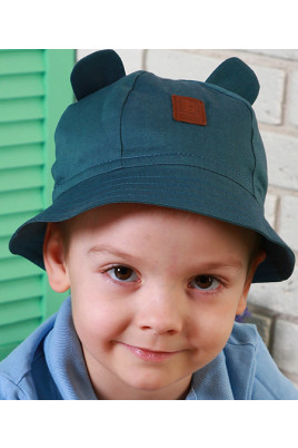 Панамка для мальчика Лев ТМ Babasik