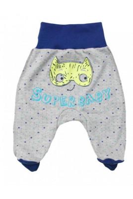 Купить Ползунки новорожденному «Super baby» желтые ТМ Minikin
