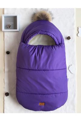 Купить Зимний Конверт-кокон в коляску для новорожденного