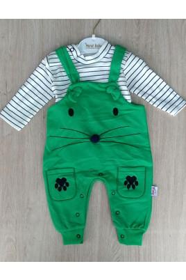 Купить Комплект комбинезон и кофта для малышей MOUSE, Турция