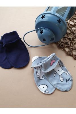 Комплект из царапок для новорожденного,ТМ Timki
