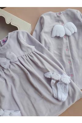 купить платье девочке с крылышками