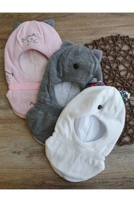 шапка-шлем малышам