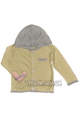 Кофта-рубашка для мальчика ТМ Лютик