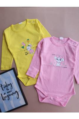 Боди футболки для малышей ТМ Breeze