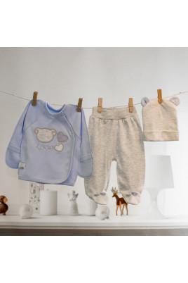Купить Комплект для новорожденных Мишка ТМ Кай и Герда