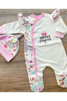 Комплект для девочки Mommy's princess TM Happy Tot