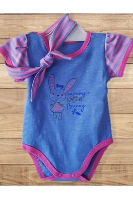 купить боди ясельный Little bunny ТМ Sweet Mario