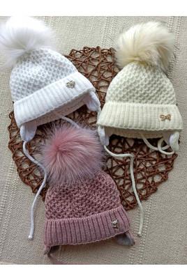 Купить шапку теплую вязка
