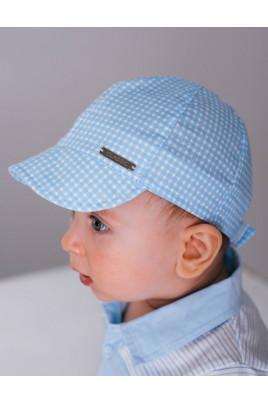 Кепка для малышей Клеточка,  Жоржик
