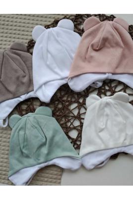 Комплект для новрожденных с шапочкой Млечный путь,Breeze Турци