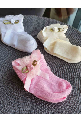 купить носочки нарядные девочке