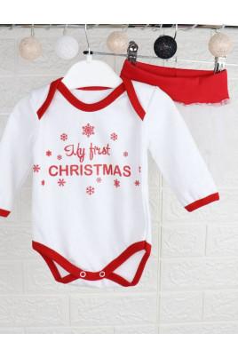 купить новогодний комплект для девочки My christmas
