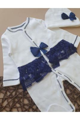 Комплект для новорожденной девочки Даринка ТМ Happy Tot