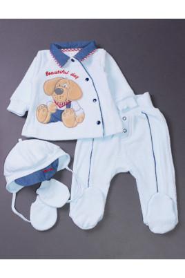 Комплект для мальчика Dog ТМ Garden Baby