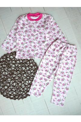 купить пижаму цветочки ТМ Bebemania