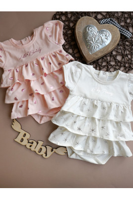 Купить Боди-платье для девочки ТМ Фламинг