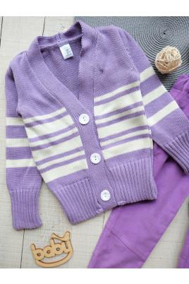 Купить Кофта вязанная для девочки