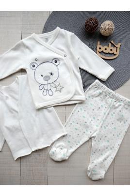 купить комплект с распашонкой новорожденным