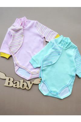 Купить Бодик для новорожденных Полосатик,ТМ Merry Terry