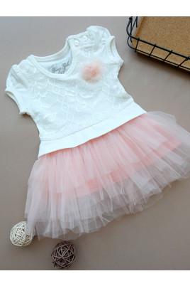 Платье с коротким рукавом «Sweet Style» ТМ Breeze girls