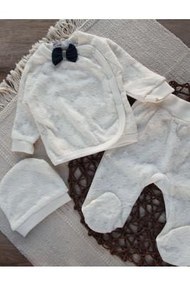 купить нарядный комплект новорожденному
