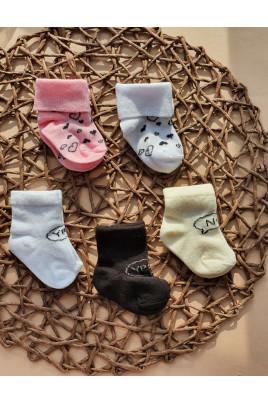 Купить носки новорожденным