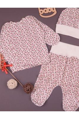 Комплект для новорожденных Яркий ТМ Фламинго