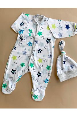 Комплект для малышей из 2 предметов Hello Stars , ТМ Merry Bee