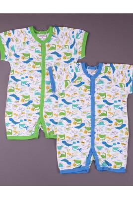 купить для новорожденного малыша песочник Crocodiles ТМ Merry Bee