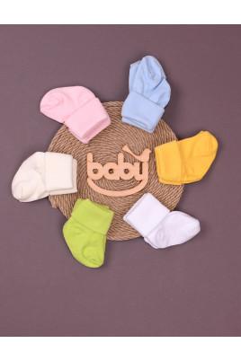 носочки цветные для новорожденных ТМ Няня