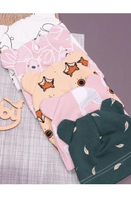 Шапочка с ушками для малышей Soft