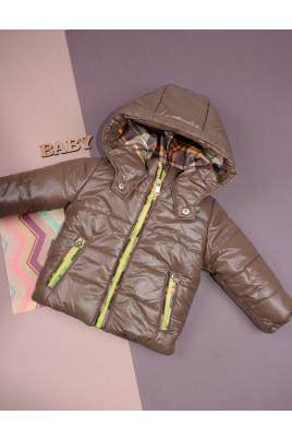 купить зимнюю  куртку  для мальчика ТМ Одягайко