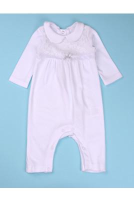 купить комбинезон Леди для девочки на выписку на крестины для новорожденной
