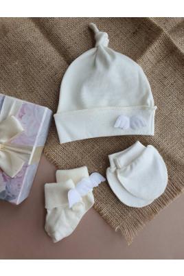 Комплект на крещение малышам