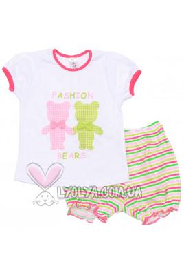 "Комплект ""Fashion bears"" ТМ Фламинго"