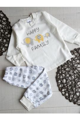 Купить теплую пижаму для малыша