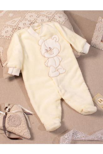 Купить Комбинезон для малышей Медвежонок, велсофт ТМ Кай и Герда