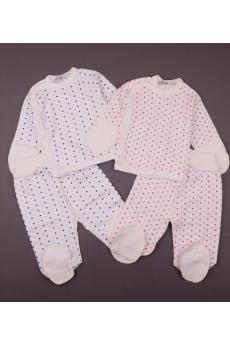 Комплект для новорожденных Горошек ТМ Няня