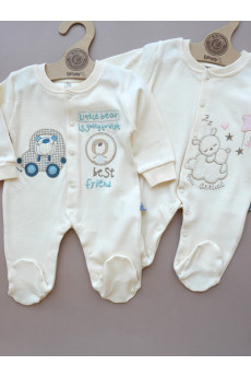 Человечек новорожденному Organic  ТМ BiBaby