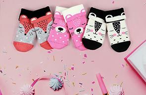 купить махровые носки для малышей в роддом